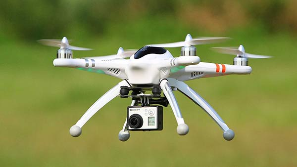 Lineamientos para drones aparecen en Gaceta Oficial |Foto: blog. frba. utn.edu.ar
