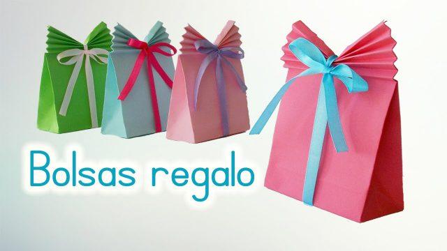 Aprende a elaborar bolsas de regalo en un 2x3 video for Casa regalo