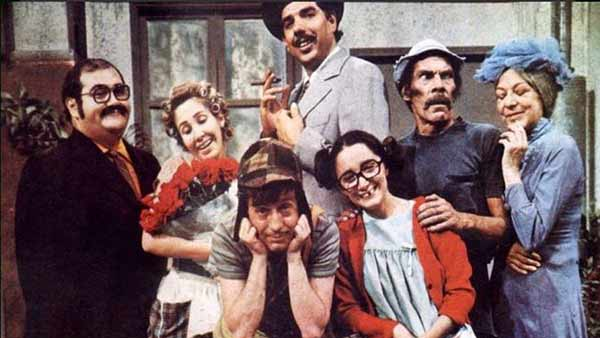 Elenco de El Chavo de El Ocho | Foto: Archivo