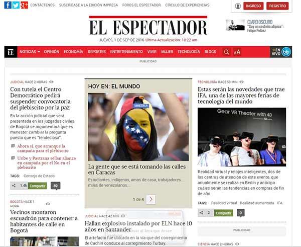 El Espectador | Imagen: NotiTotal