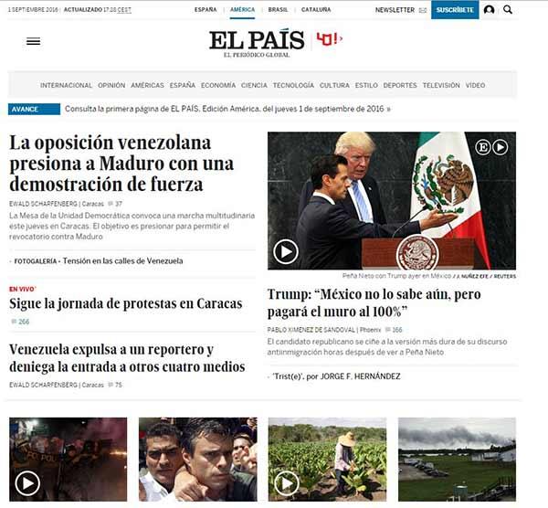 El País | Imagen: NotiTotal