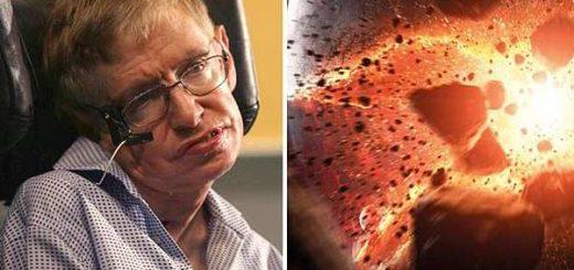 Stephen Hawking | Imagen: AFP/GETTY