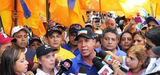 Ex gobernador del estado Lara, Henri Falcón | Foto: @HenriFalconLara