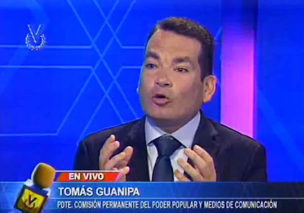 Tomás Guanipa | Foto: Captura de video