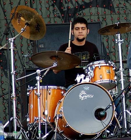Muere Guillermo Moreno, ex baterista de Candy 66 Foto: Getty Images