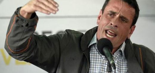 Henrique Capriles |Foto: archivo