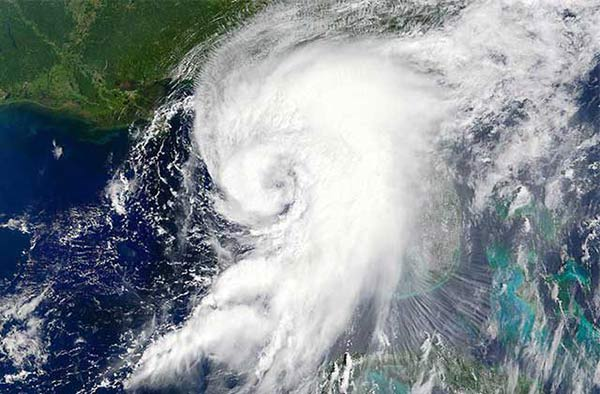 Huracán Matthew  |Foto: EFE