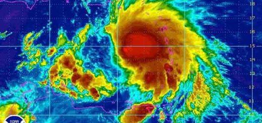 Huracán Matthew | Foto: vía @TelenoticiasPR