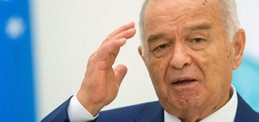 Presidente de Uzbekistán, Islam Karimov | Foto: archivo
