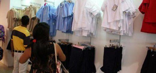 Los uniformes son elaborados por organizaciones que forman parte de los Comités Locales de Abastecimiento y Producción|Imagen de referencia