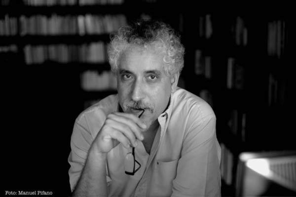 Leonardo Padrón, escritor venezolano |Foto: Manuel Pifano