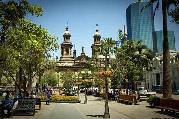 Plaza de Armas   Foto:  Mike Disharoon