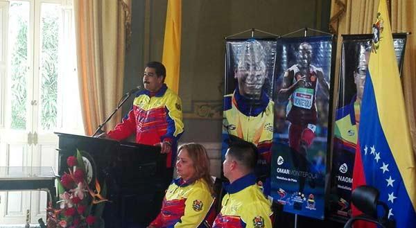 Nicolás Maduro | @DPresidencia