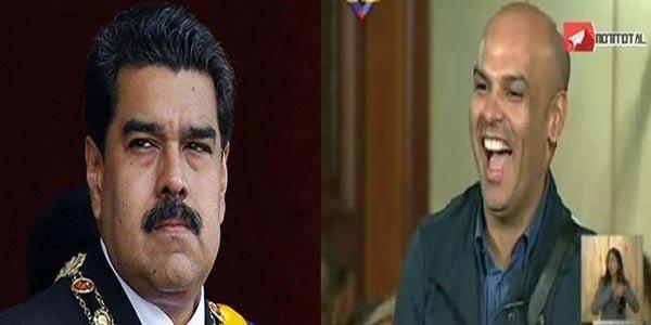 Maduro le pide a Omar Enrique que cante  Composición Notitotal