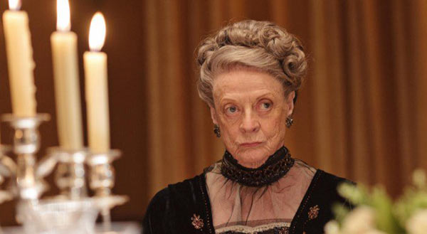 Maggie Smith | Foto referencial