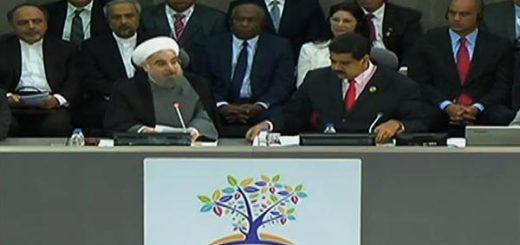 Nicolás Maduro asume presidencia de Mnoal | Foto: Captura de video