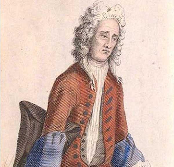 Nathaniel st Andre, doctor de conejos | Imagen: PUBLIC DOMAIN