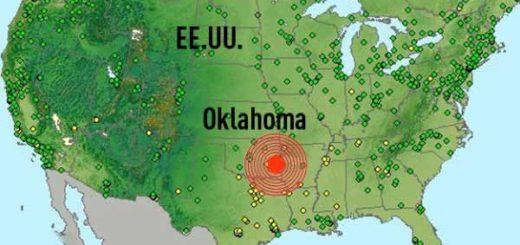 Sismo de magnitud 5,6 sacude Oklahoma | Foto: TeleSur