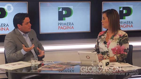 El diputado opositor Carlos Paparoni, criticó declaraciones de MCM |Foto: Globovisión