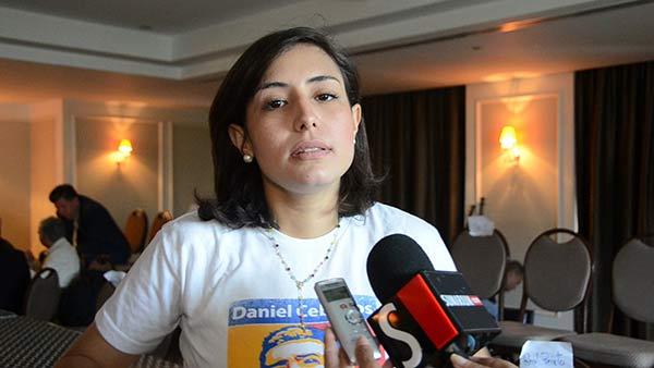 Patricia Ceballos informa que su esposo está a la espera de un nuevo juicio|Foto: Sumarium