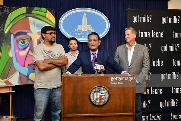 Reunión del Concejo de los Ángeles (EE.UU) | Foto: Getty Images /