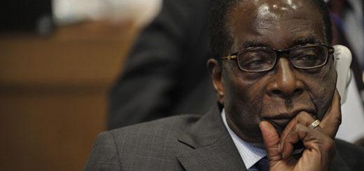 Robert Mugabe, presidente de Zimbabue | Foto: Archivo