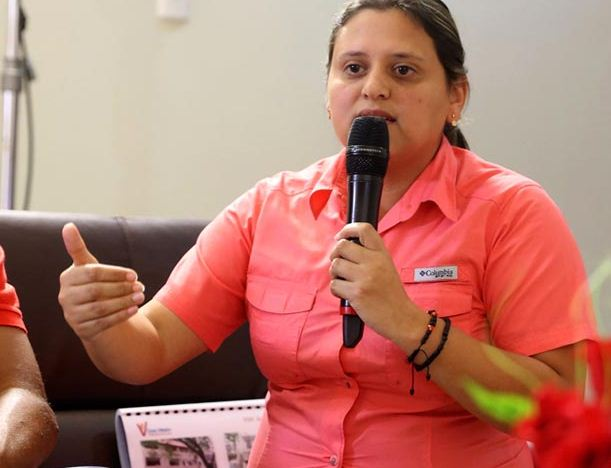 Rosangela Orozco, coordinadora nacional de Misiones y Grandes Misiones| Foto Cortesía