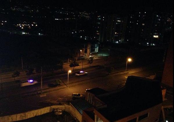 San Cristóbal   Foto: Twitter