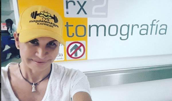 Actriz venezolana Ivette Domínguez | Foto: Instagram