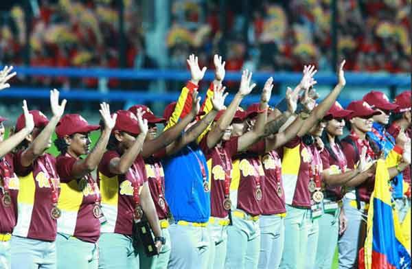 Venezuela obtuvo el bronce en el Mundial de Beisbol Femenino | Foto: @WBSC