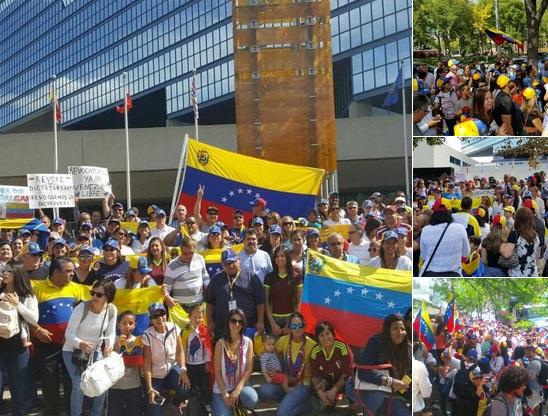 Canadá / foto:@unidadvenezuela