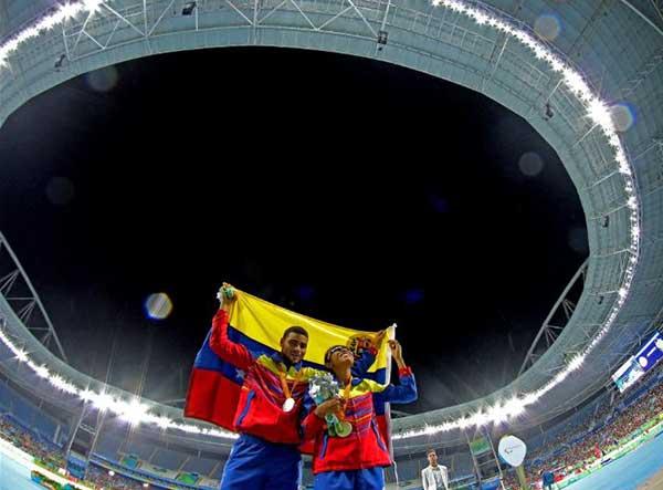 Venezuela | Foto: @IND_Vzla