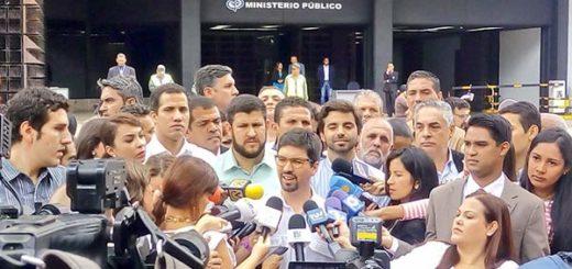 Freddy Guevara, dirigente de Voluntad Popular |Foto: Twitter