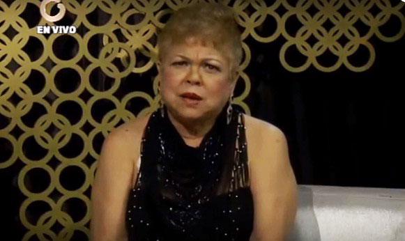 Rebeca González|Captura de video