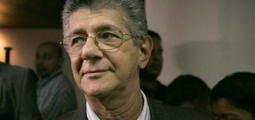 El presidente de la AN, Henry Ramos Allup