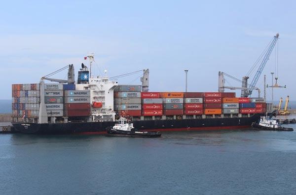 Economía de puertos venezolanos cayó| Foto: @BolipuertosGob