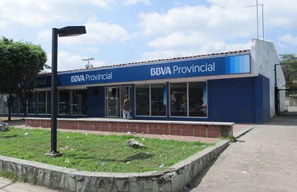 Banco Provincial en Charallave | Imagen de referencia