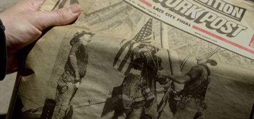 Primera plana de un diario estadounidense | Foto: CNN
