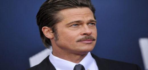 Brad Pitt|Foto: Agencia