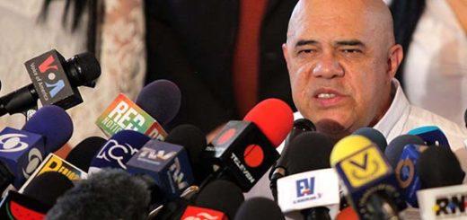 Secretario ejecutivo de la Unidad Democrática, Jesús Chuo Torrealba|Foto: Diario La Voz