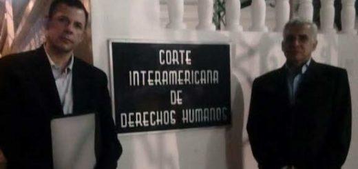 Rpresentantes de Copei fueron recibidos por la Corte Interamericana de Derechos Humanos |Foto: LaPatilla