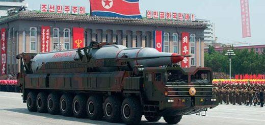 Corea del Norte amenaza con atacar a EEUU |Foto: info7.mx