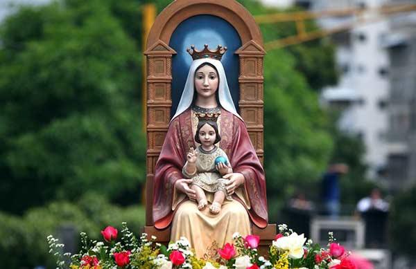 Virgen de Coromoto | Foto cortesía