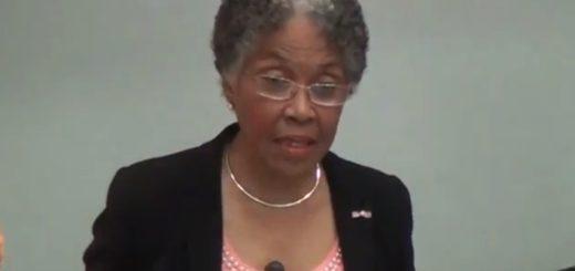 Lucille George-Wout, gobernadora de Curazao