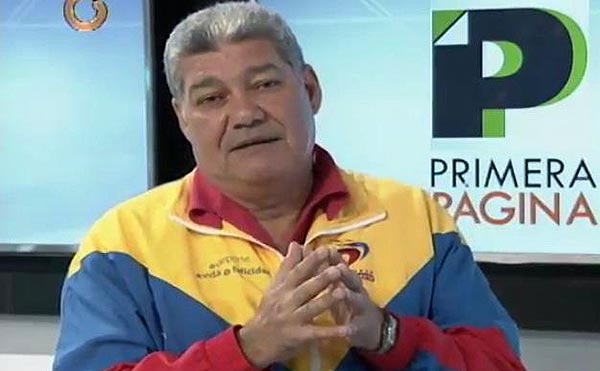 Eduardo Piñate | Foto: captura de video