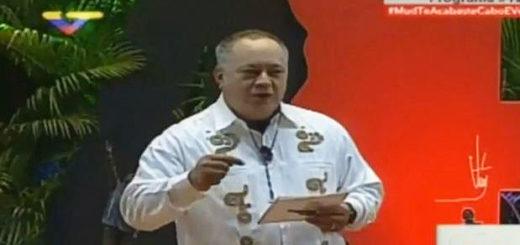 Diosdado Cabello |Foto: captura de video