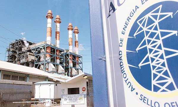 Autoridad de Energía Eléctrica de Puerto Rico (AEE)