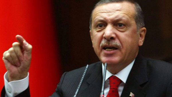 Recep Tayyip Erdoğan, presidente de Turquía |Foto referencia