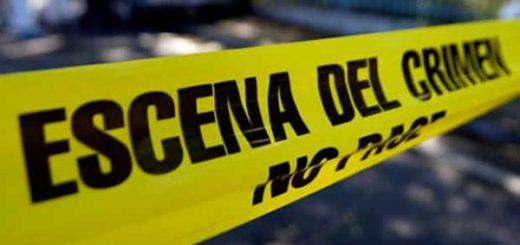 Homicidios |Foto referencial