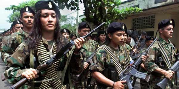 Menores reclutados por las FARC | Foto: Archivo